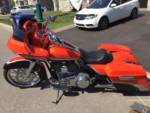 Harley davidson road glide screaming eagle 2009