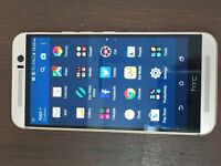 Htc m9 . 32Gb unlocked in gold . Condition is excellent