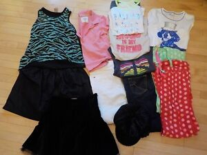 Girls Size 10 mixed lot, 13 pieces