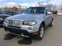 2007 BMW X3 3.0si WITH NAVIGATION