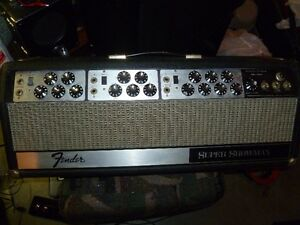 1968 Fender Super Showman, Rare, Vintage!
