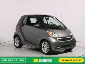 2013 Smart Fortwo Passion AUTO A/C MAGS