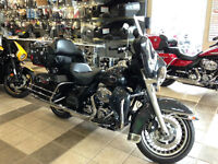 2009 Harley-Davidson Ultra Classic Electra Glide - ONLY 32,500KM