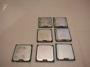 Older CPUs for sale