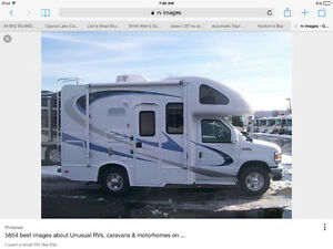 Looking for small RV rental