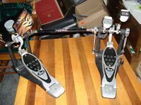 Pearl Double Kick Pedal.     EX. Cond.