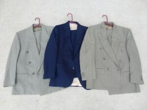 FOR SALE - Top Quality Suits With Jackets & Matching Dress Pants