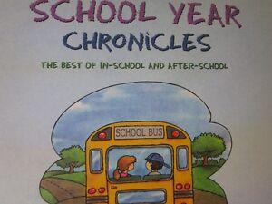 BRAND NEW--Children's School Days Memory Book--Chronicles