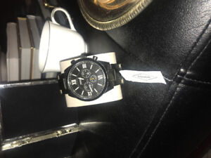 Men's fossil watch never used