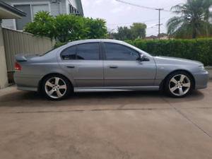 2003 Ford Falcon BA XR6 Turbo Manual low kms