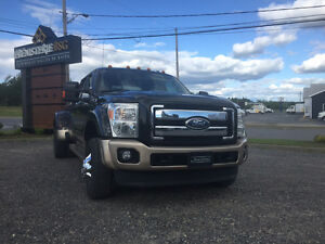 Ford F-450 Diesel king ranch 2011