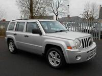 2009 Jeep Patriot 2.0 CRD Sport Station Wagon 4x4 5dr