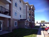 Airdrie two bedroom condo for rent