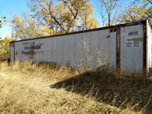 USED 53 FT CARGO CONTAINER OKOTOKS AREA