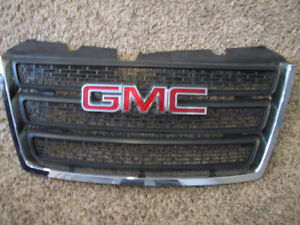 NEW 2010-15 GMC TERRAIN CHROME FRONT GRILLE
