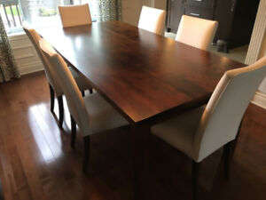 Chaises en bois, Dining Room Chairs