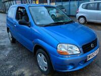 Suzuki Ignis 1.3 GL 3 DOOR - 2002 52-REG - 9 MONTHS MOT