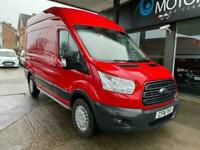 2016 Ford Transit 2.2 350 L2 H3 MWB 124 BHP PANEL VAN Diesel Manual