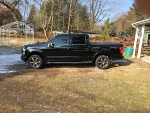 2016 Ford F150 Supercrew  XLT Sport
