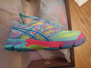 Youth size 4 Asics sneakers