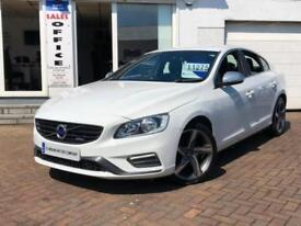 14 14 Volvo S60 1.6TD D2 115bhp ( s/s ) R-Design~ONE OWNER FROM NEW~LOW MILES