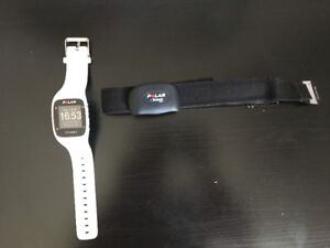 POLAR M400 Sports Watch - with Heart Rate Sensor