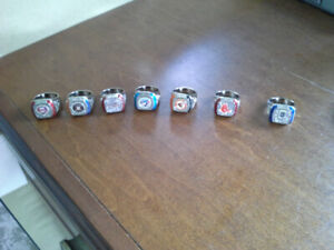 Coorslite mlb rings,,