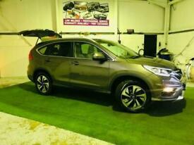 image for 2015 Honda CR-V 1.6 i-DTEC EX Auto 4WD 5dr SUV Diesel Automatic