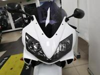 Honda CBR600F with good history, race exhaust plus original
