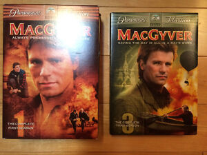 MacGyver, Rescue Me, Life, The Office Seasons