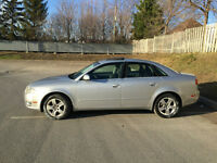 2006 Audi A4 2l turbo quatttro Berline