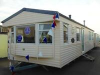 Static Caravan Clacton-on-Sea Essex 3 Bedrooms 8 Berth Willerby Richmond 2006