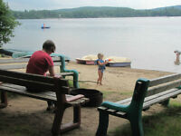 Cottage Resort Lake View for 6 people  All water toys included