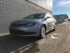 2015 Chrysler 200 LX  Call/Text us for financing 587.888.4671