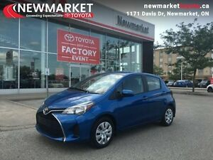 2015 Toyota Yaris LE  - trade-in - Certified - $44.91 /Week