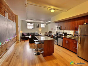 Spacious Loft for Sale! *Open House July 23rd- 24th*