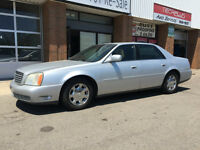 2002 Cadillac DeVille ONLY $1500 AS-IS