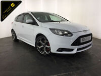 2013 FORD FOCUS ST-2 TURBO 247BHP FINANCE PART EXCHANGE WELCOME