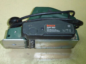 Bosch PHO 100 Electric Planner - 3 and 1/4 inch