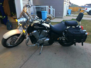 2001 Honda Shadow A.C.E. 750