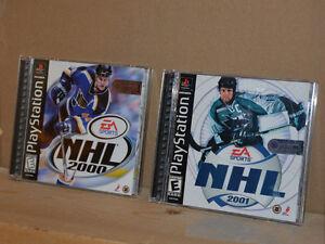 NHL 2000, 2001