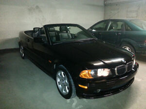 2001 BMW 3-Series 325Ci Coupé (2 portes)