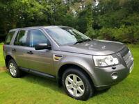 2008 Land Rover Freelander 2 2.2Td4 GS
