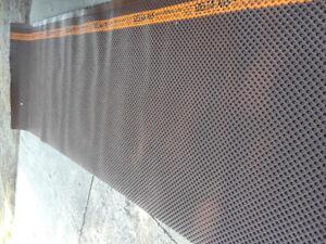 Basement repair dimple board