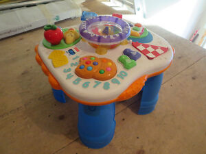 Table d'activités musicale Fisher-Price (9 - 18 mois)