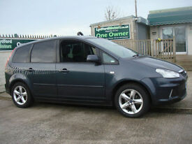 Ford C-MAX 1.6 16v 100 2009.5MY Zetec PAY AS YOU GO TODAY