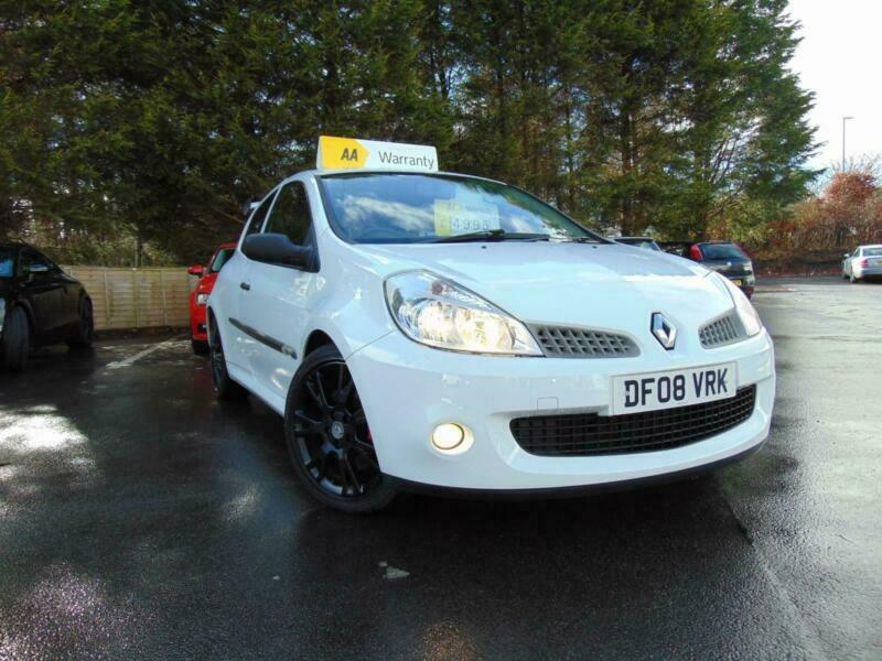 Renault Clio 2 0 VVT 197bhp Renaultsport 197 Cup Full Service History 8  stamps | in East Kilbride, Glasgow | Gumtree