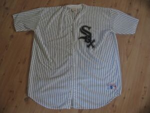 Chemise officielle MLB baseball White Sox de Chicago