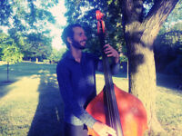 Upright Bass and Electric Bass Lessons - Free Trial Lesson