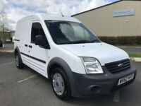 (62) 2012 Ford Transit Connect 1.8TDCi 90PS High Roof Crew Van DPF T230 LWB +VAT